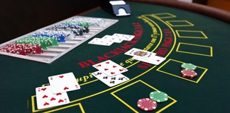 blackjack payout