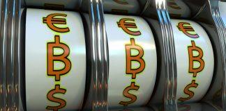Bitcoin gambling slots