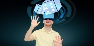 VR-casino's