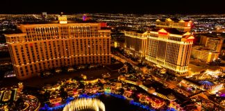 Vegas night Caesars