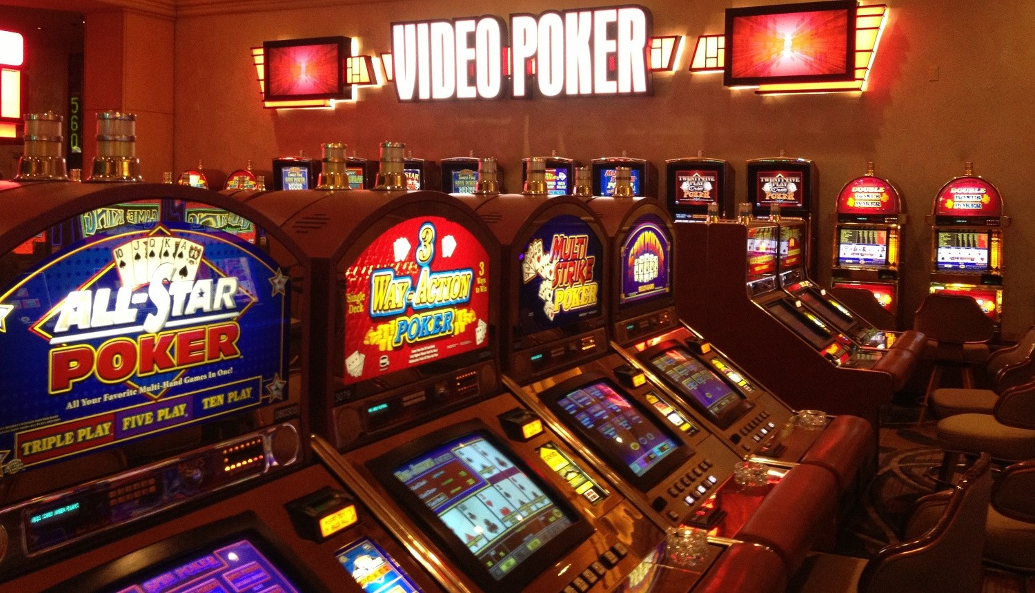 Free Video Casino Games