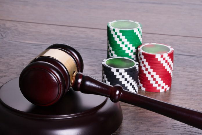 legal gambling
