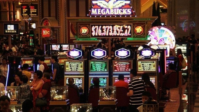 is online casino legal in macau