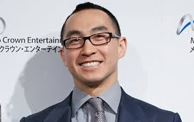 lawrence ho - macau casino owner
