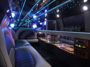 limo service interiour