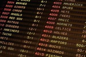 sports bettting board