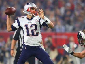 Tom Brady - Patriots Nfl