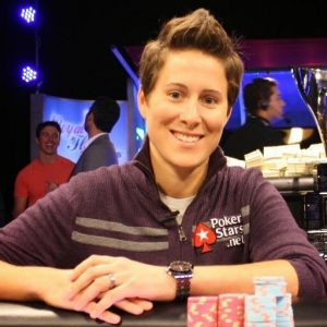 famous poker player vanessa selbst