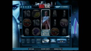 basic instinct movie themed slot