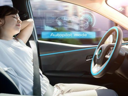 future of self driving cars