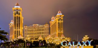 Macau galaxy casino landscape