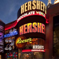 Chocolate World, Hershey, PA