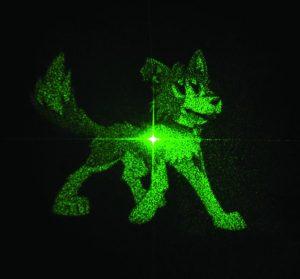 hologram art