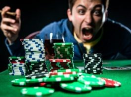 How to control poker emotions