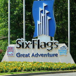 six flags great adventures