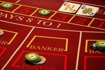 Baccarat Bets