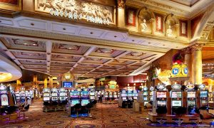 Caesars Entertainment Corp Working To Rebuild After