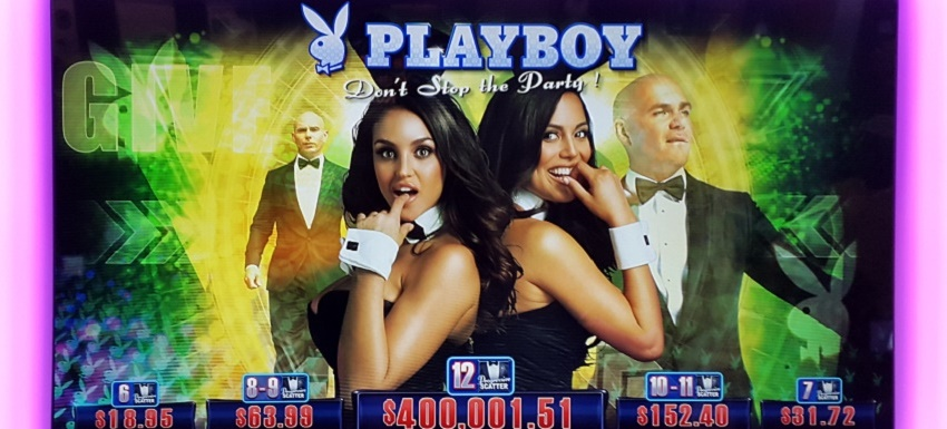 Free Playboy Slot Machine Games