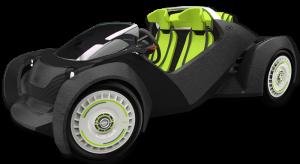 3-D-Printed Cars