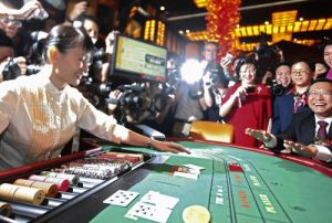 Chinese Gambling