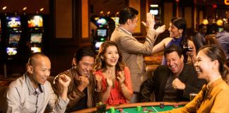 Chinese gambling market