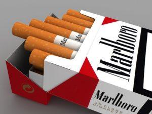Cigarette pack