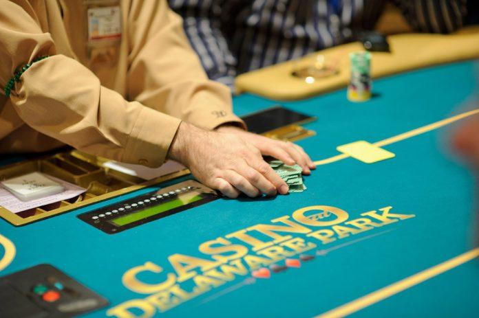 Delaware casino taxes