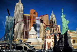 New York-New York resort
