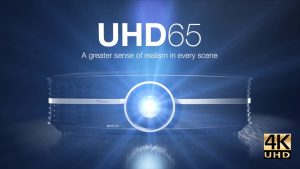Optoma UHD65 4K