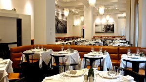 Ostra restaurant boston