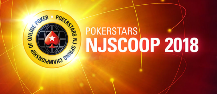 PokerStars NJSCOOP 2018