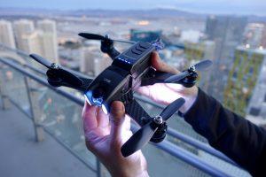 UVify Draco HD Racing Drone