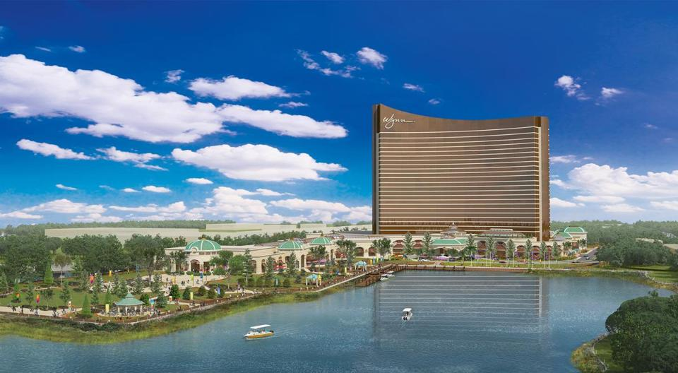 Wynn Resorts $204.3m loss in Q1