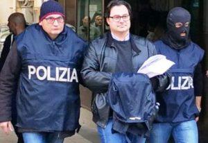 arrest of Benedetto Bacchi