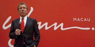 chief executive of Wynn Resorts