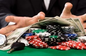investment in gambling