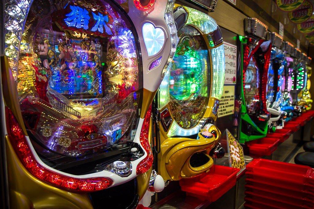 Japanese Gambling
