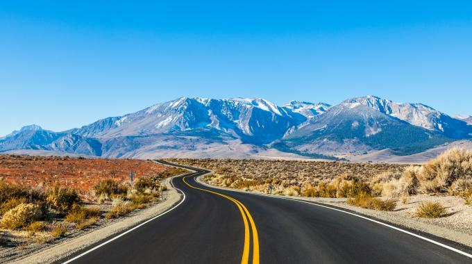 Roads in USA