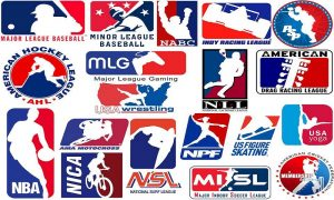 American sports leagues
