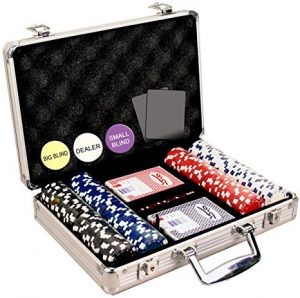 Da Vinci Poker Set