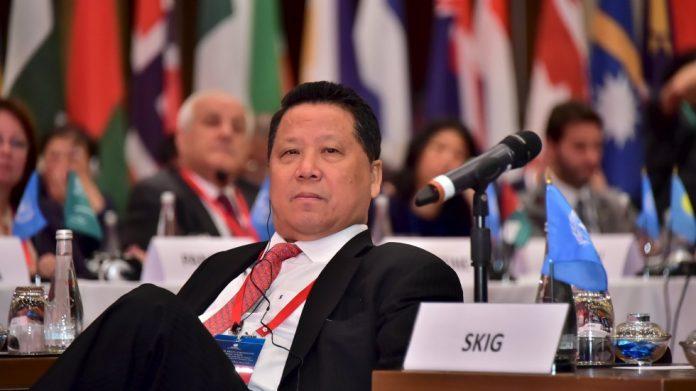 David Ng Lap Seng