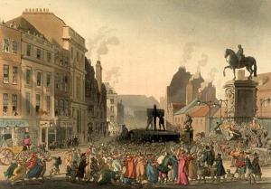 London 1700s