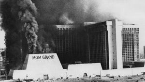 MGM Grand Fire