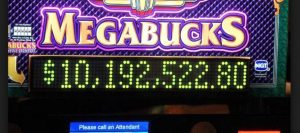 Megabucks jackpot