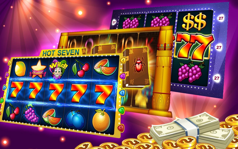 casino playing slot