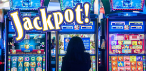 Casino slot machines jackpot