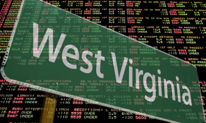west virginia sports betting bill