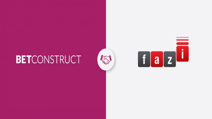 BetConstruct and Fazi