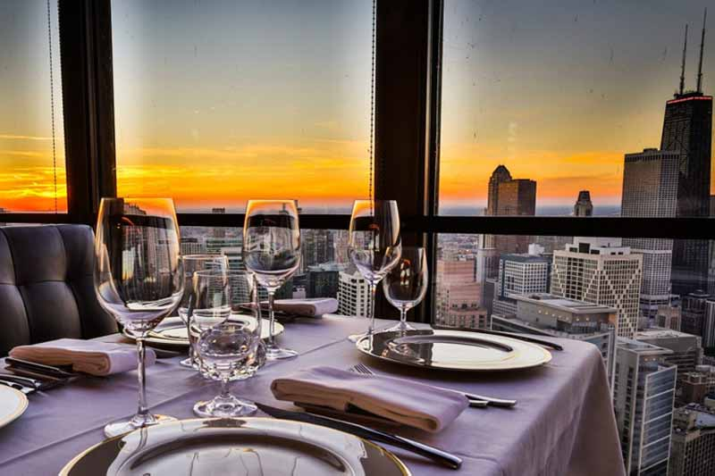 where to eat in chicago michelin star restaurants 2018 usa