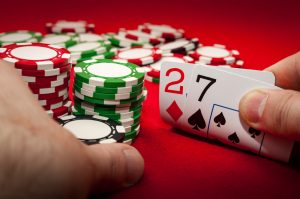 Count Cards in Poker